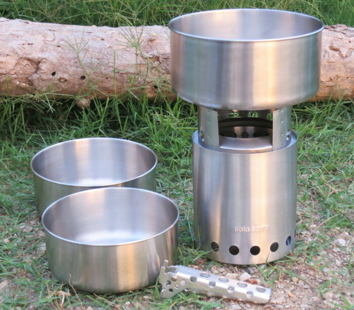 Solo Stove 3 pot set